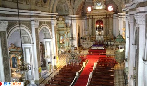サンアグスチン教会聖堂