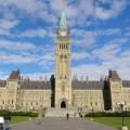 オタワ国会議事堂カナダ