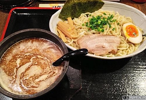 ぶし味噌つけ麺