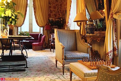 フランス シャトーホテル トゥール2