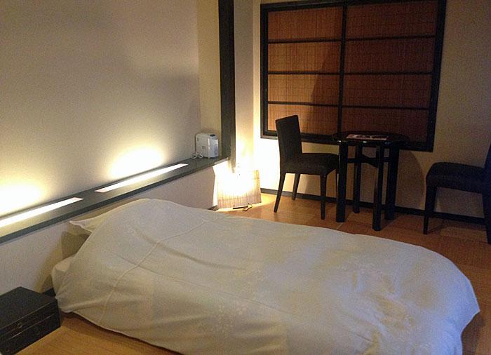 「井仙」 ベッドルーム