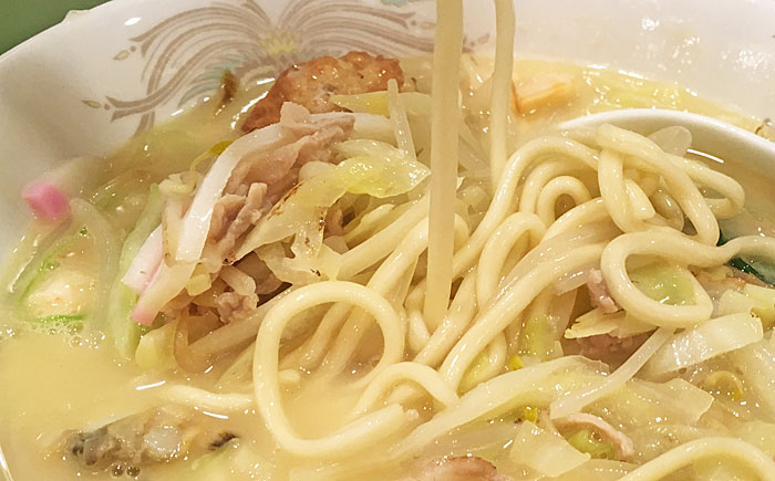 江山楼 ちゃんぽん麺