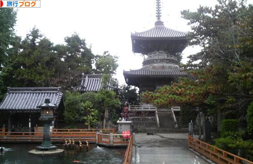 四国八十八か所霊山寺