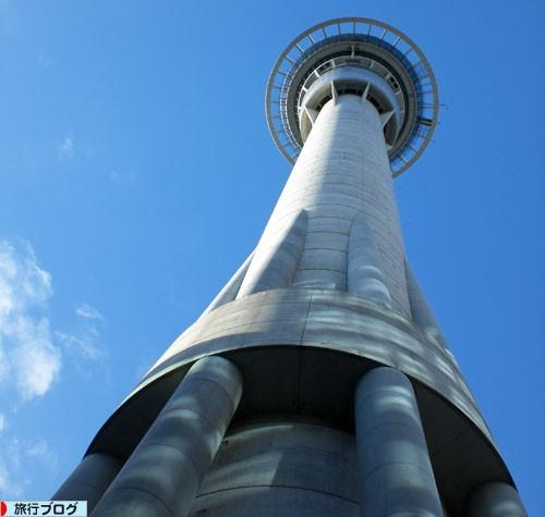 スカイタワー skytower ニュージーランド