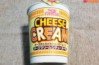 チーズクリームシチューヌードル