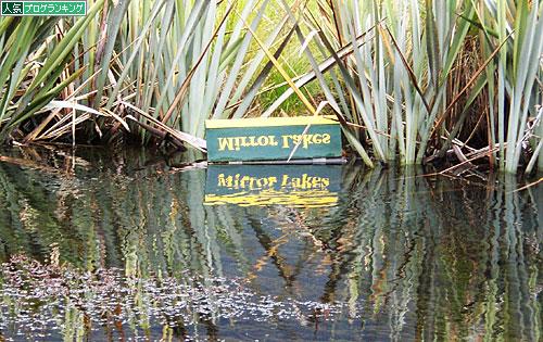 ミラーレイク ニュージーランド