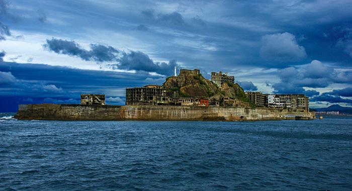 軍艦島全景WEB画像